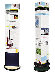 3D Graphic Towers TF-5002 Trade Show Banner Stand
