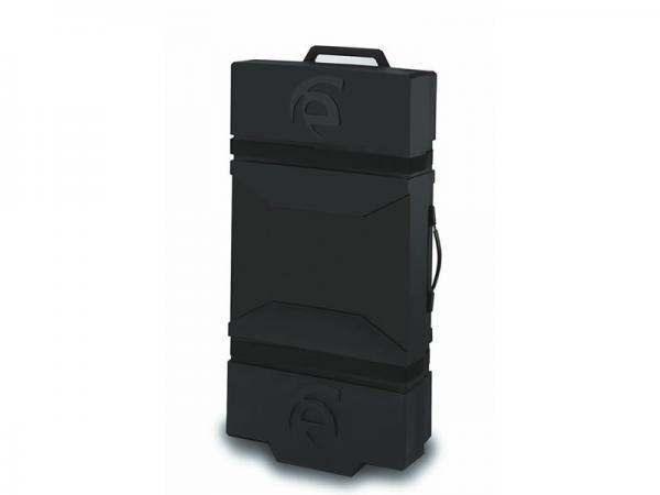 "LT-550 Portable Roto-molded Case with Wheels (26"" W x 11"" D x 54"" H)"