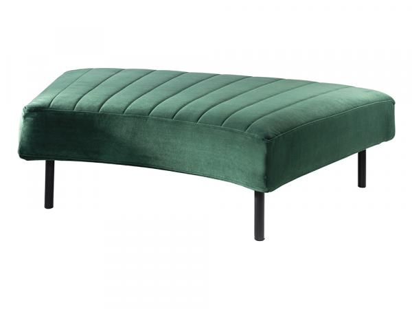 Endless Curve Ottoman -- Trade Show Furniture Rental