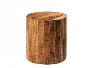 Timber Table -- Trade Show Furniture Rental