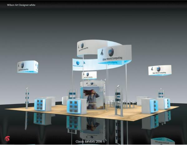 DM-0147 Trade Show Exhibit