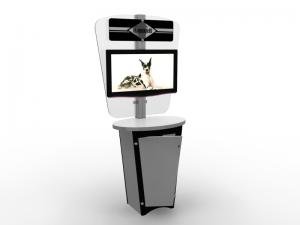 MOD-1522 Trade Show Workstation -- Image 1