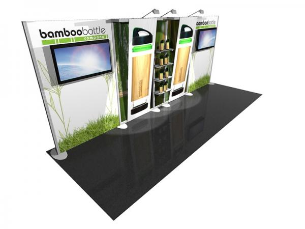 ECO-2050 Sustainable Tradeshow Display -- Image 1