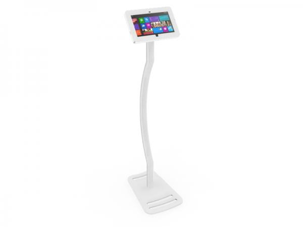MOD-1339M Portable Surface 2 Kiosk -- White