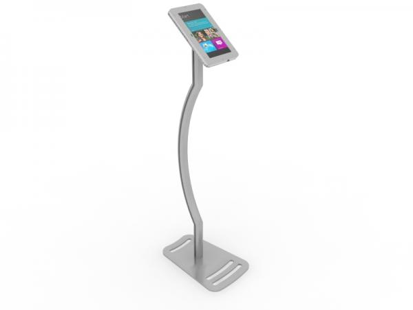 MOD-1339M Portable Surface 2 Kiosk -- Portrait Position