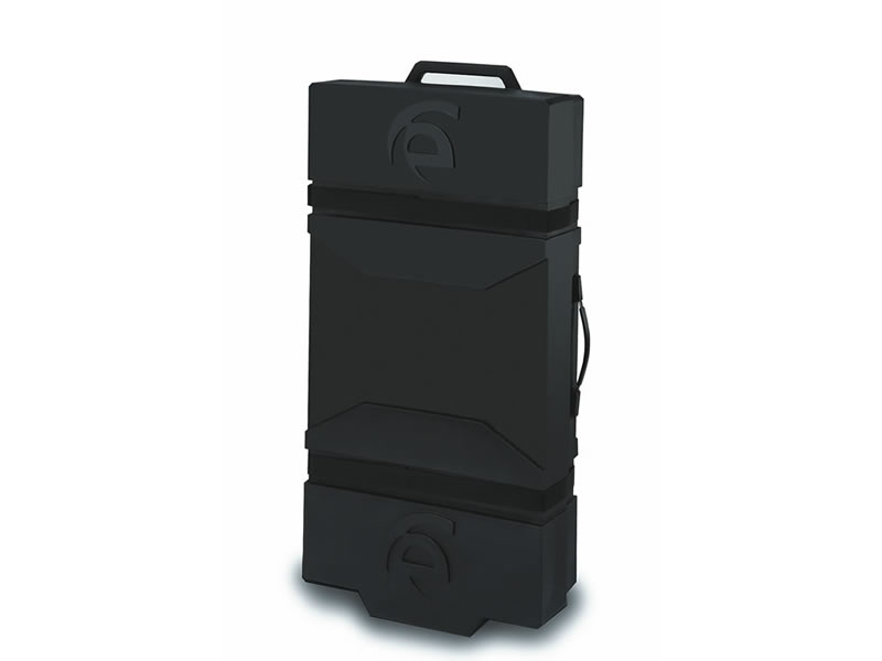 "LT-550 Portable Roto-molded Case(s) with Wheels (26"" W x 11"" D x 54"" H)"