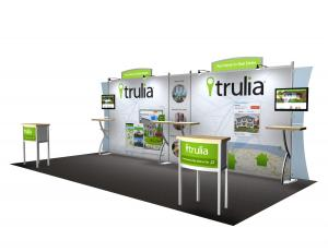 VK-2111 Portable Hybrid Trade Show Exhibit -- Image 2