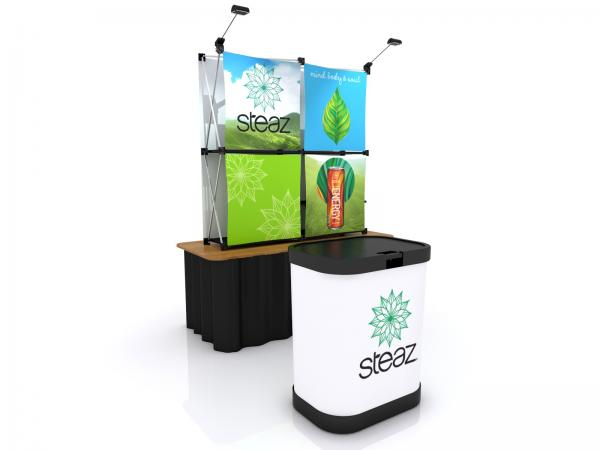 FG-02 Trade Show Pop Up Table Top Display -- Image 3