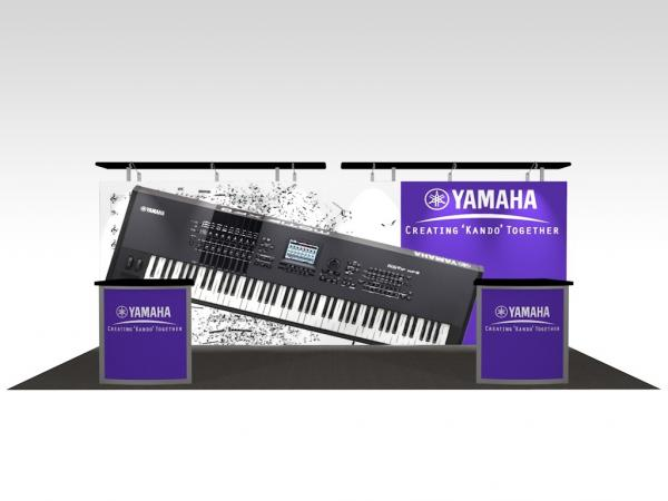 RE-2028 / Yamaha Trade Show Display -- Image 2
